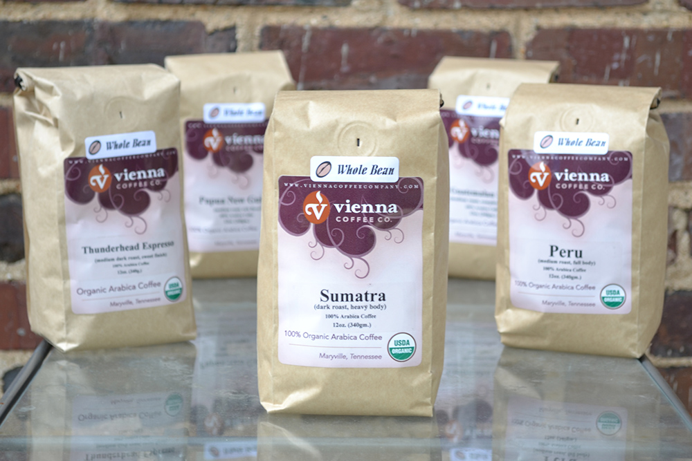 Locally And Craft Roasted Coffee