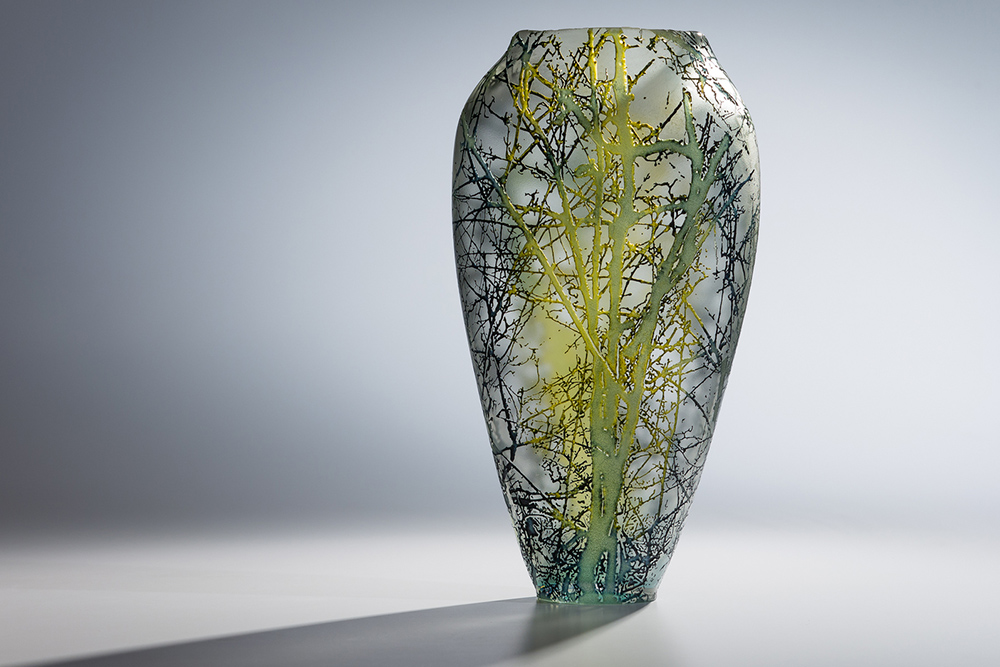 Handcrafted Artisan Glass