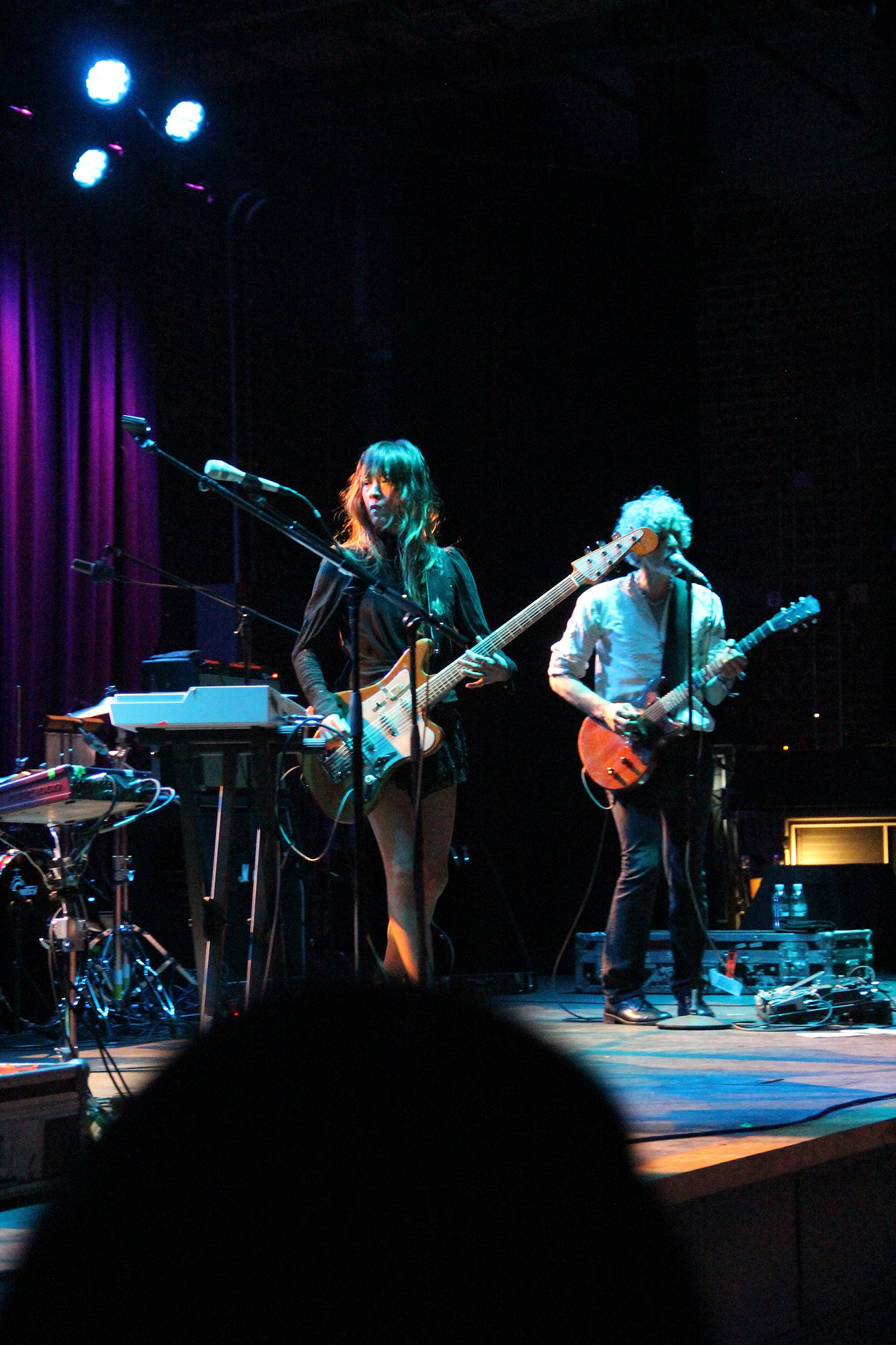 Blonde Redhead with ACME