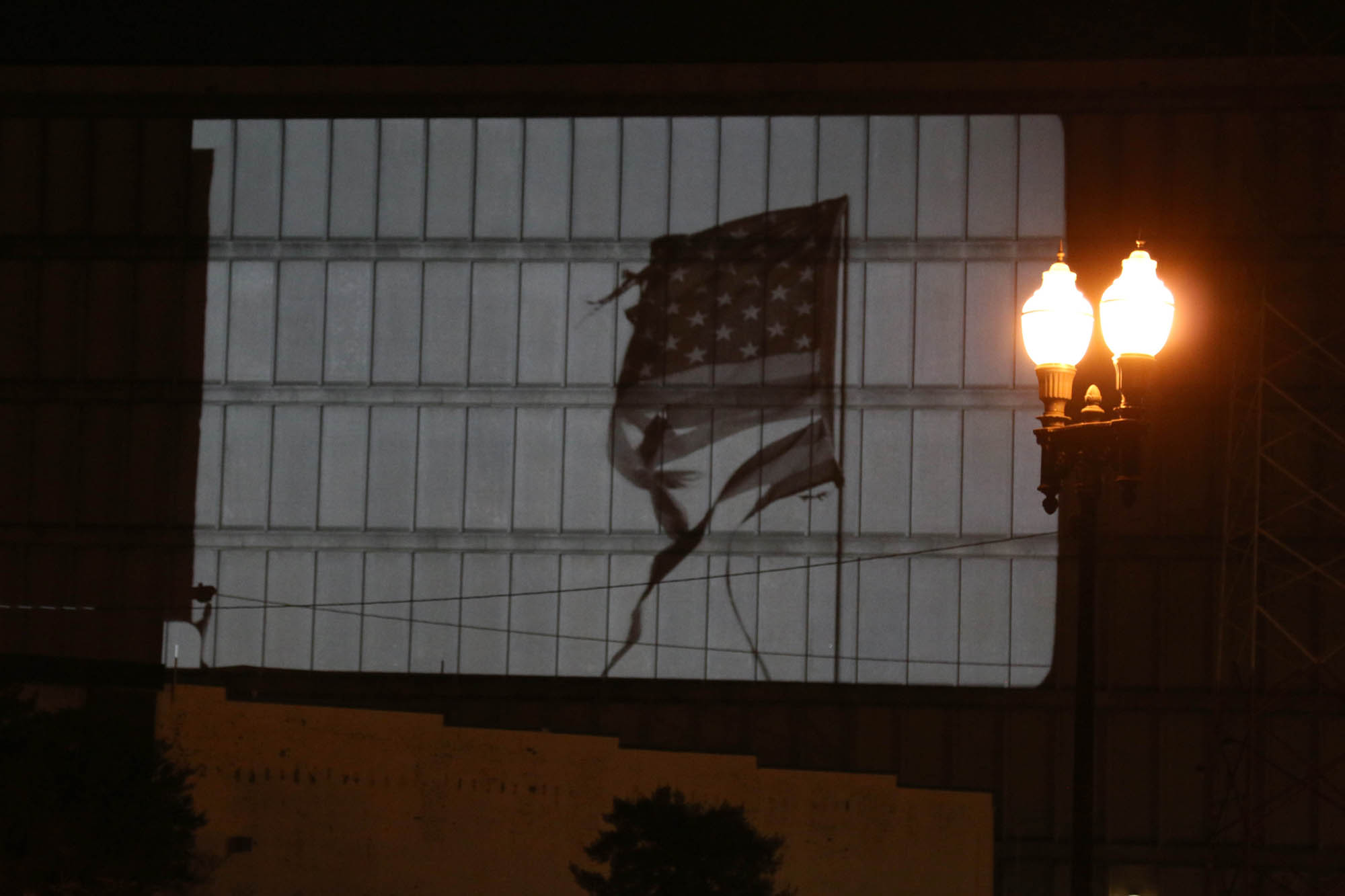 Flag Projection