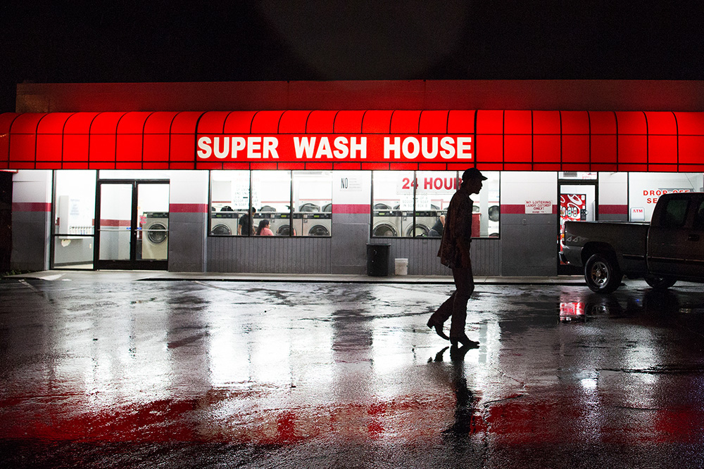 Super Wash House
