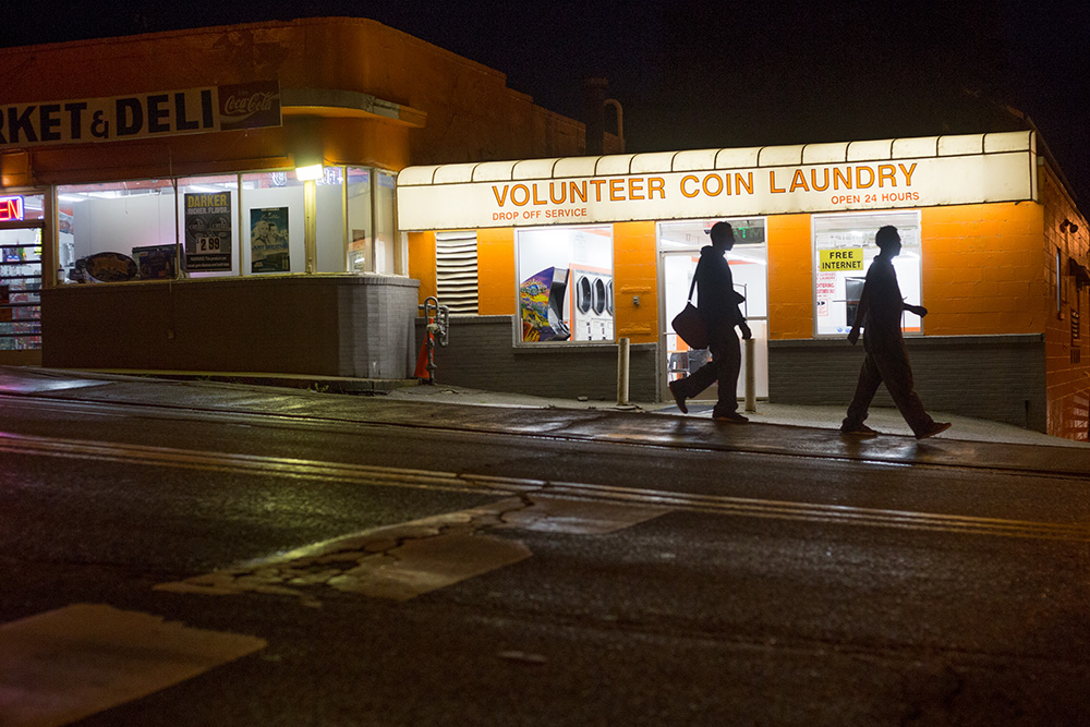 Volunteer Coin Laundry