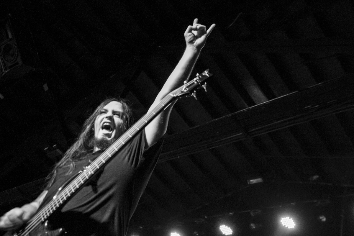Nile plays the 2016 Summer Slaughter Tour at the International.