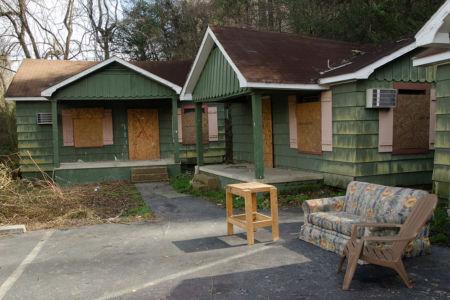 Burned 10 - The Rainbow Motel
