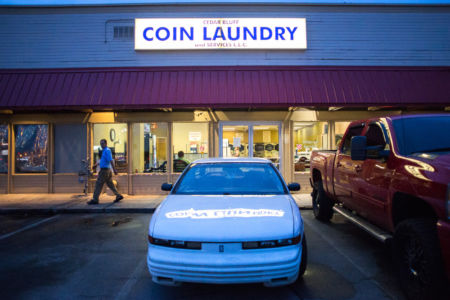 Cedar Bluff Coin Laundry