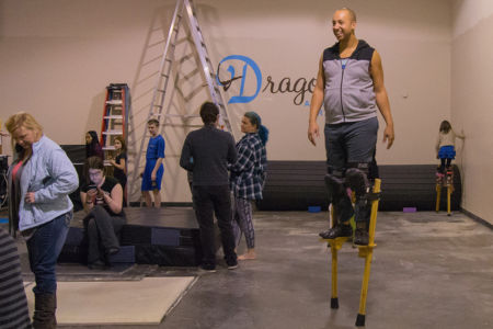 Dragonfly Aerial Arts Studio 10