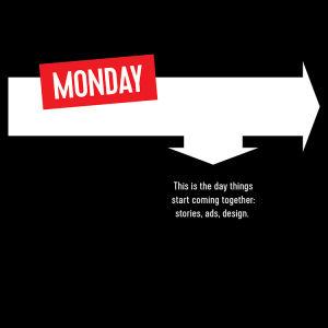 MONDAY: Production Frenzy!