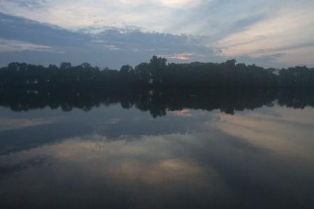 Sunrise on the Tennessee
