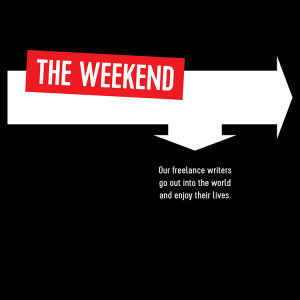 THE WEEKEND: Freelancers Have Fun