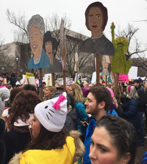 Womens March11