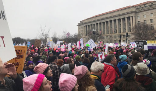 Womens March7