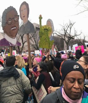 Womens March8