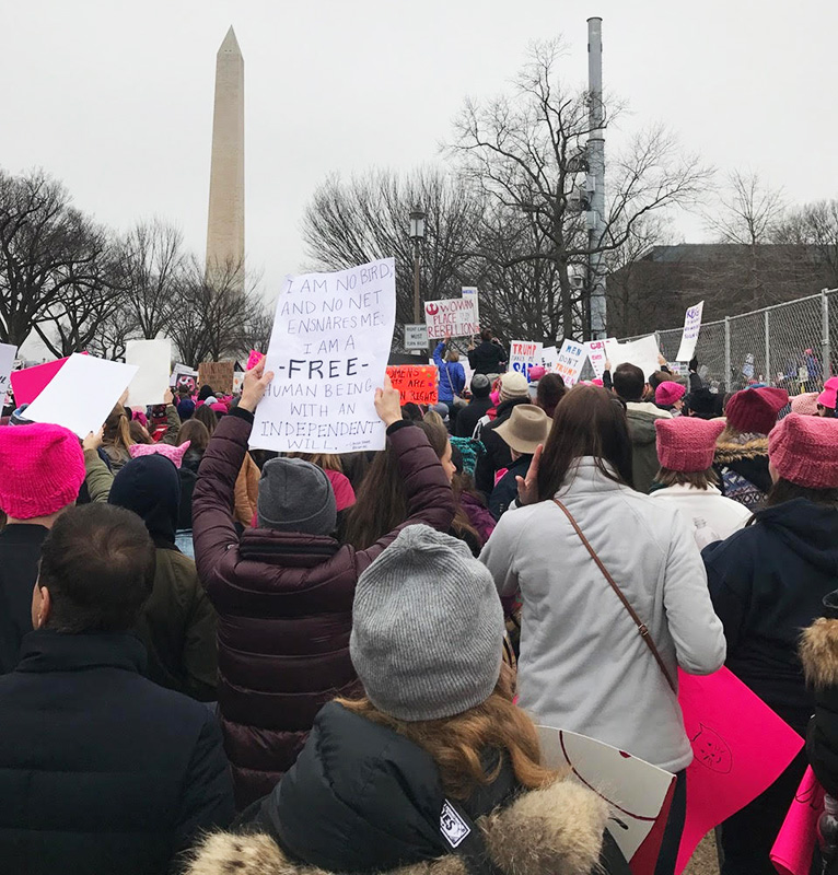 Womens March10