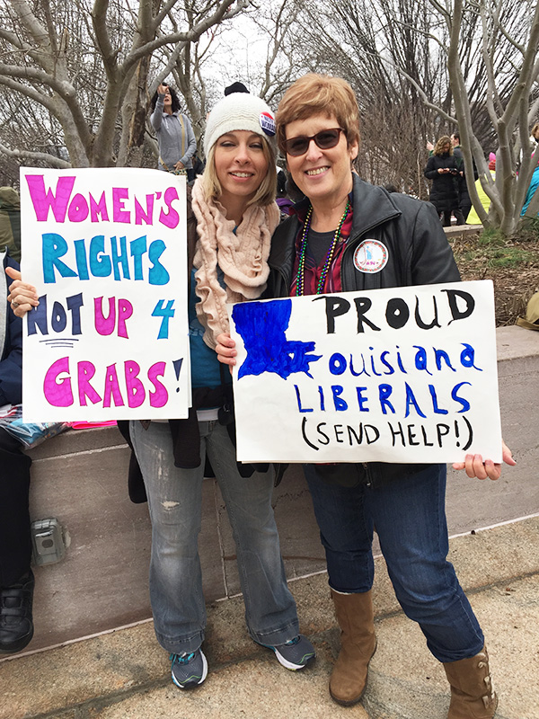 Womens March12