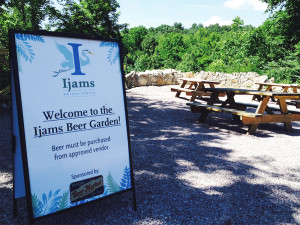 Ijams_beer_garden