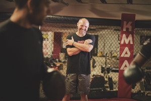 KMMA head coach and founder Eric Turner