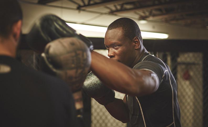 MMA Fighter Ovince Saint Preux Prepares for his Biggest Battle Yet ...