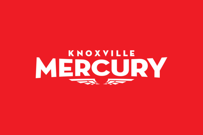The Knoxville Mercury high resolution logo
