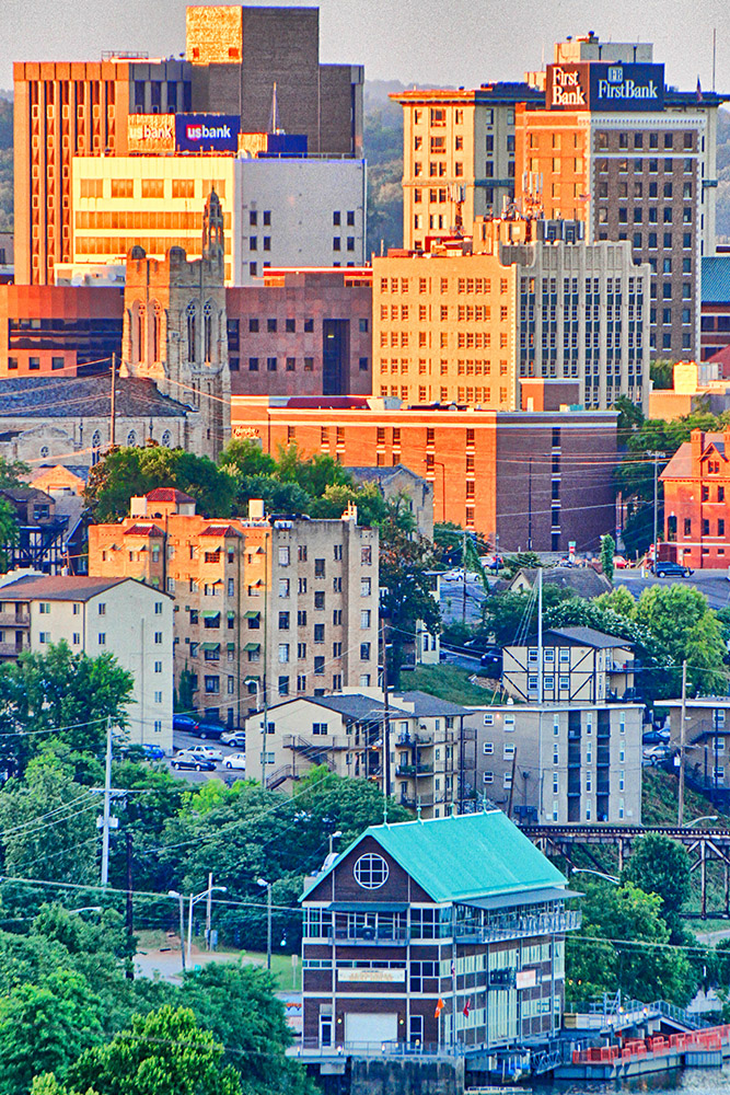 Bruce McCamish's Facebook-Famous Photos Give a New Perspective on Knoxville