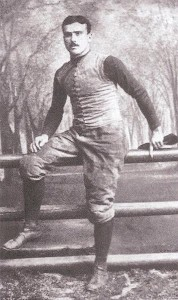 "Lee ""Bum"" McClung, ca. 1890."
