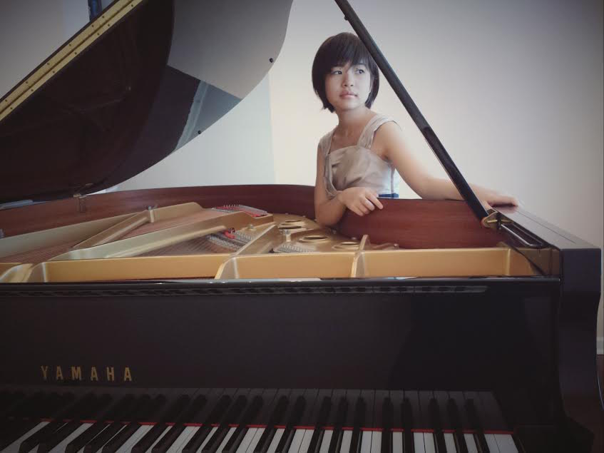 Photo courtesy of the Evelyn Miller Young Pianist Series.