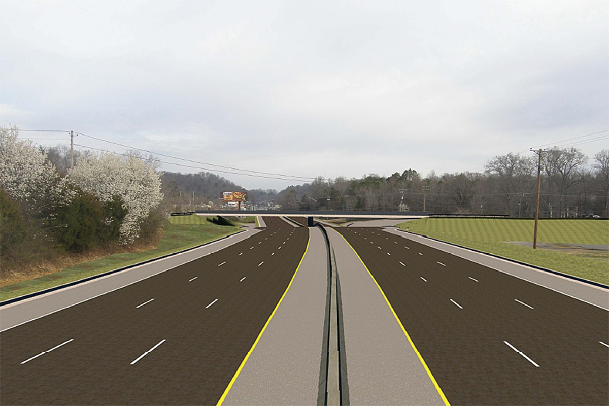 Alcoa Highway Revamp Set Despite More Collisions on Chapman - The