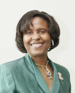 Dr. Avice E. Reid, the city of Knoxville's senior director of community relations