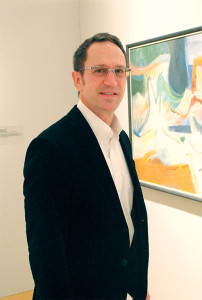 Stephen Wicks, KMA curator