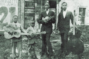 The Armstrong Brothers, featuring Howard Armstrong