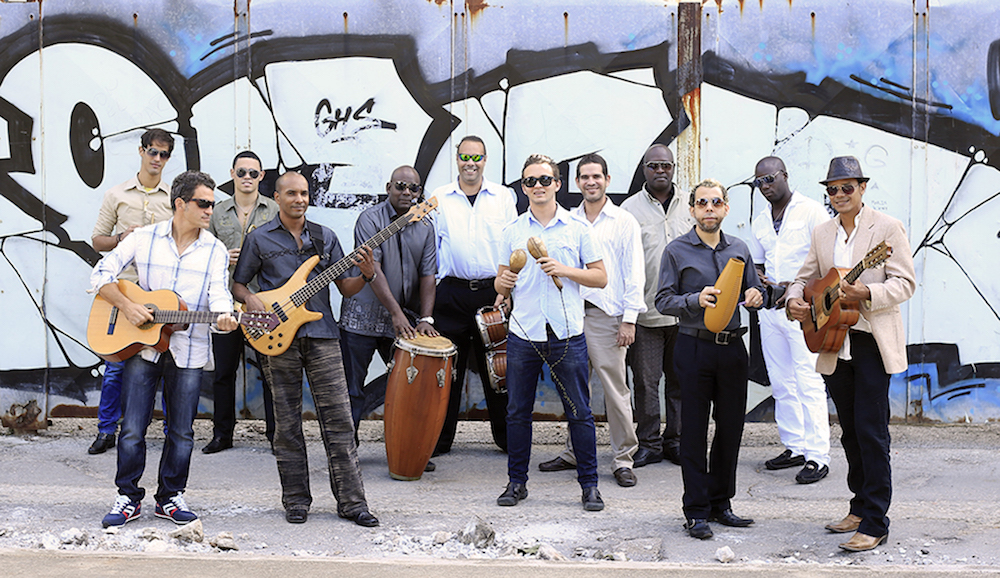 Havana Cuba All-Stars, courtesy of Columbia Artists Management Inc.