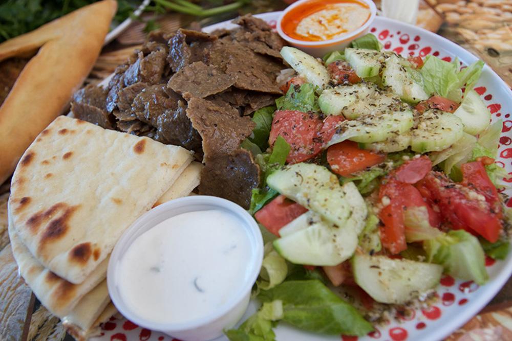 Quality Turkish Market's Doner Kebab