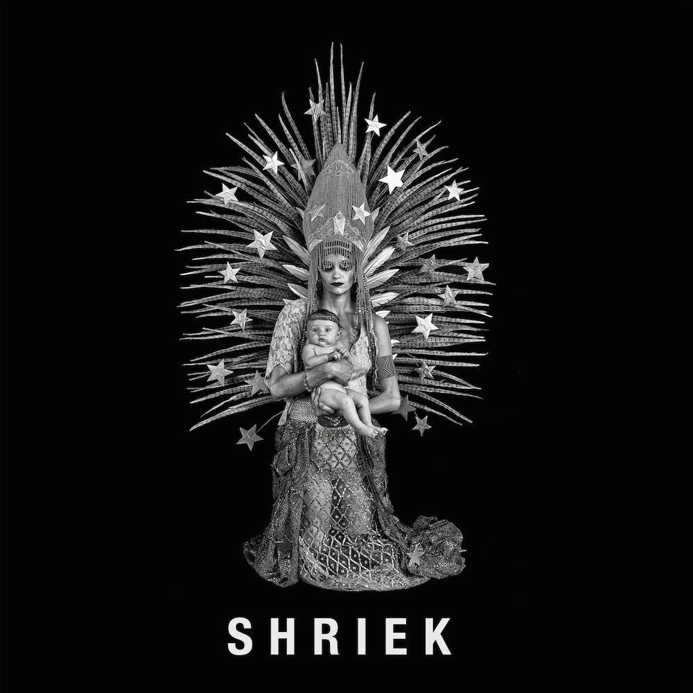 shriek operator album cover