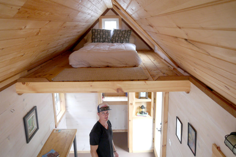 The tiny house movement finally lays down some foundations for Foundation tiny house builders
