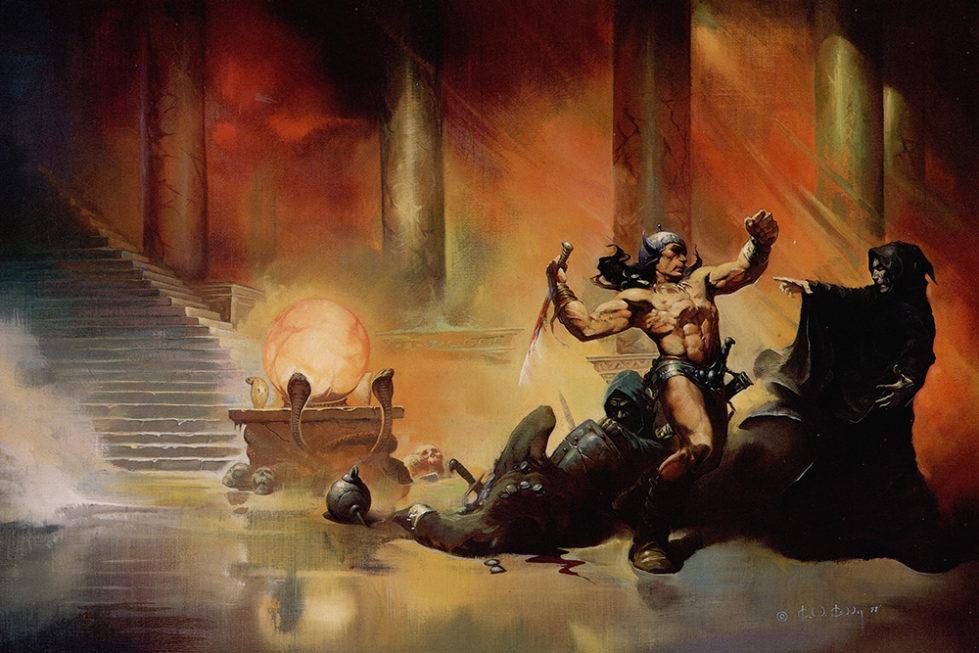 Famous Fantasy Art Paintings