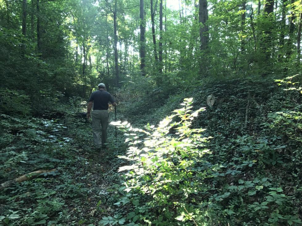 Hiking Club Resurrects Smoky Mountain Railroad Rail To